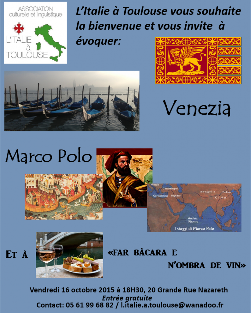 Soirée Venise 161015