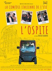 """""""L'OSPITE"""" (L'INVITE') à UTOPIA TOURNEFEUILLE"""