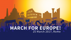 Le 25 mars 2017, l'Europa célébrera les 60 ans de son traité fondateur, le traité de Rome !