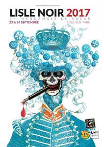 """La 3ème édition du festival """"les Vendanges🍇 du Polar"""" avec deux auteurs italiens!"""