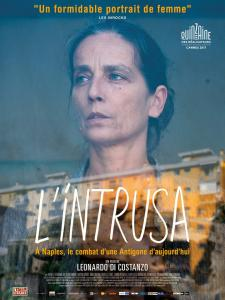"CINEMA : ""L'INTRUSA""  bientôt à Toulouse!"