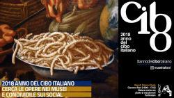 2018 : Anno del cibo Italiano