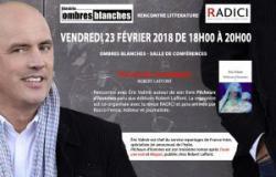 """Rencontre avec Eric Valmir autour de son livre """"Pêcheurs d'hommes"""""""