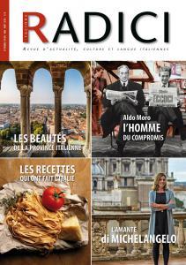 Bientôt le numéro double d'été de RADICI - Revue d'actualité, culture et langue italiennes