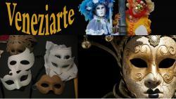 ATELIER de création de masques vénitiens !