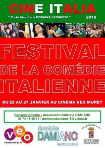 Festival de la Comédie Italienne au Cinéma Véo Muret