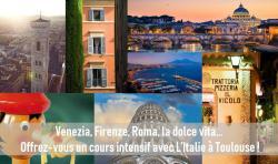 COURS INTENSIF D'ITALIEN du 24 AU 28 JUIN 2019