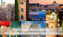 COURS INTENSIF D'ITALIEN  «Un voyage dans la langue Italienne»