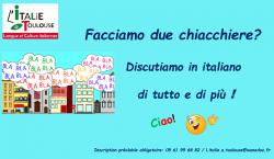 FACCIAMO 2 CHIACCHIERE IN ITALIANO?