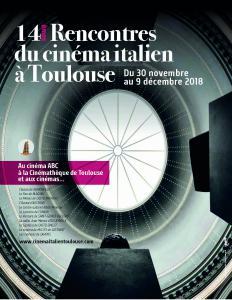 Bande annonce du Festival du film italien Toulouse 2018