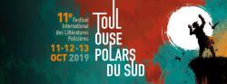FESTIVAL INTERNATIONAL DES LITTÉRATURES POLICIERS LE 11 - 12 - 13  OCTOBRE 2019