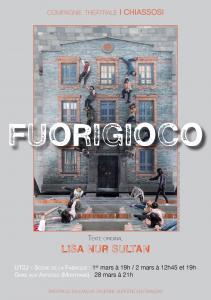 """Théâtre en Italien avec """"I Chiassosi"""" le 1, 2 et 28 Mars 2017"""