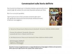 NOUVEAU! Conversazioni sulla Storia dell' Arte con Roberta/ 1° INCONTRO