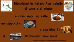 Discutiamo in italiano
