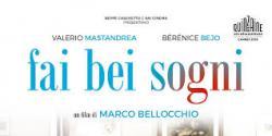 """Le dernier film di M. BELLOCCHIO """"Fais de beaux rêves"""" sortira en France en décembre 2016"""